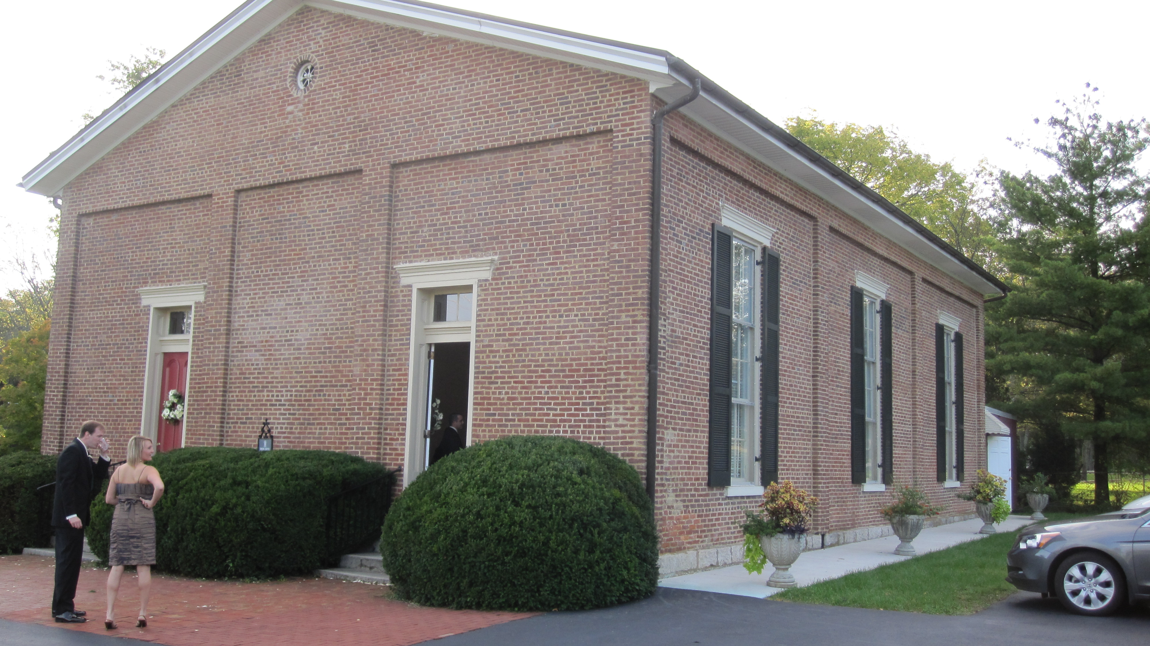 Owens Chapel In Bwood Tennessee