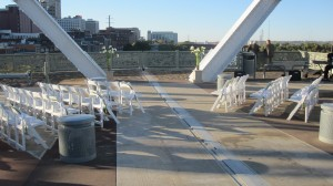 Shelby Street Pedestrian Bridge
