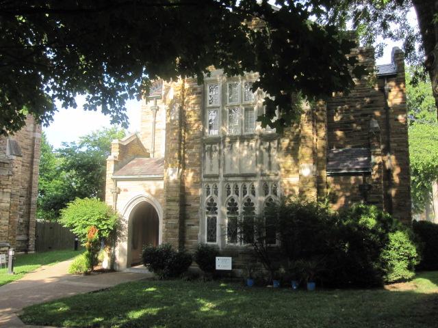 Skinner Chapel At Scarritt Bennett